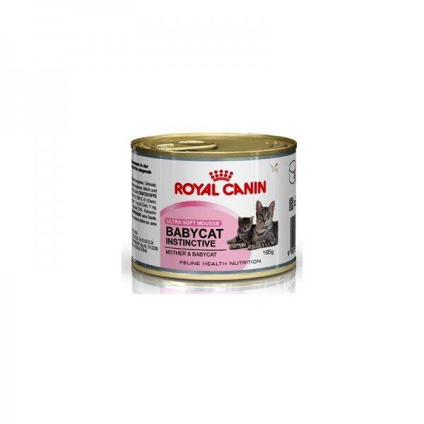 Корм royal canin babycat instinctive мусс