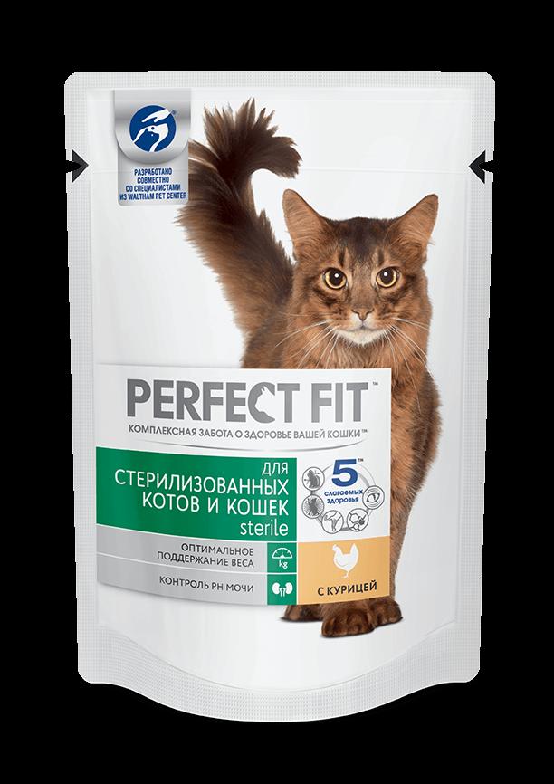 Корм для стерилизованных котят Royal Canin Kitten