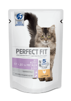 Perfect Fit Junior для котят от 1 до 12 мес 85гр