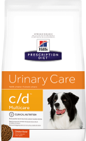 Hill's Prescription Diet Canine c/d Chicken