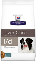 Hill's Prescription Diet Canine l/d Pork