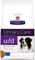 Hill's Prescription Diet Canine u/d 5 кг