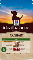 Hill's Ideal Balance Canine Adult No Grain Fresh Chicken & Potato