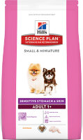 Hill's Science Plan Canine Adult Small & Miniature Sensitive Stomach & Skin Chicken